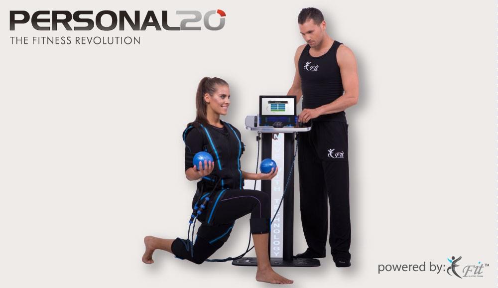 Personal20, nuevo concepto de electroestimulación