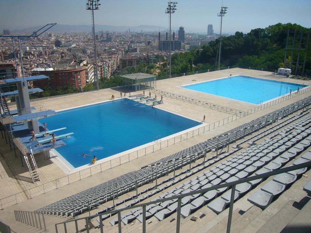 Espa a tiene piscinas de uso p blico cmd sport for Piscinas picornell padel
