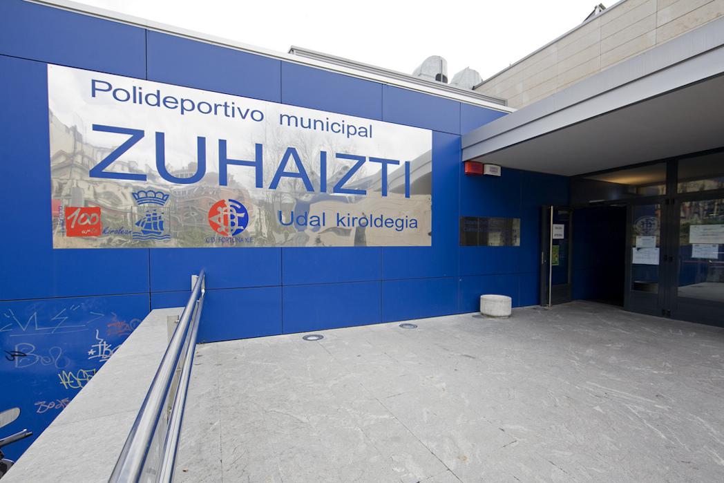 El 30% de los donostiarras, abonados a un centro deportivo municipal