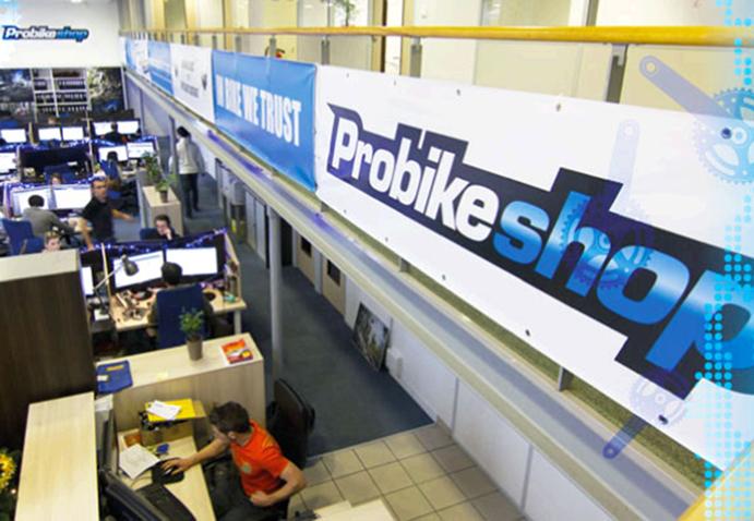 El grupo alemán Internetstores toma el control de Probikeshop