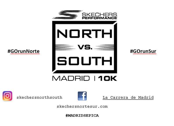 El Norte busca su primera victoria en la 9ª Skechers Performance Norte vs Sur