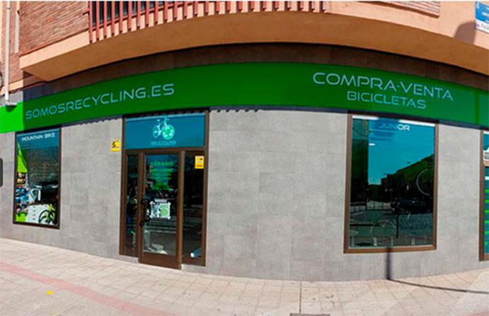 Somos Recycling inaugura tienda en Pamplona y prevé otras dos aperturas