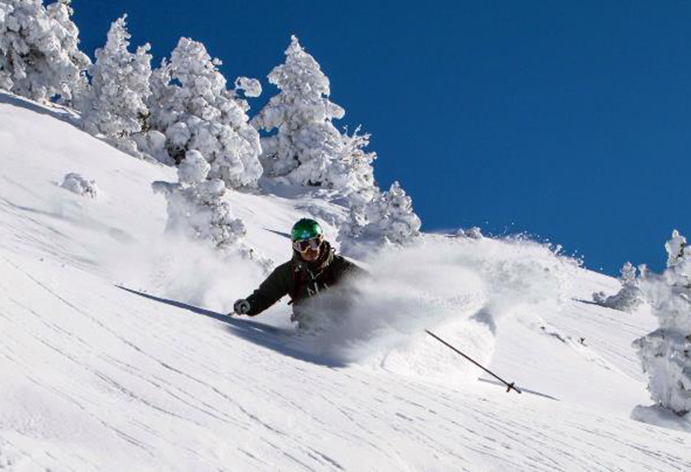 ¿Frenazo de la temporada de esquí?