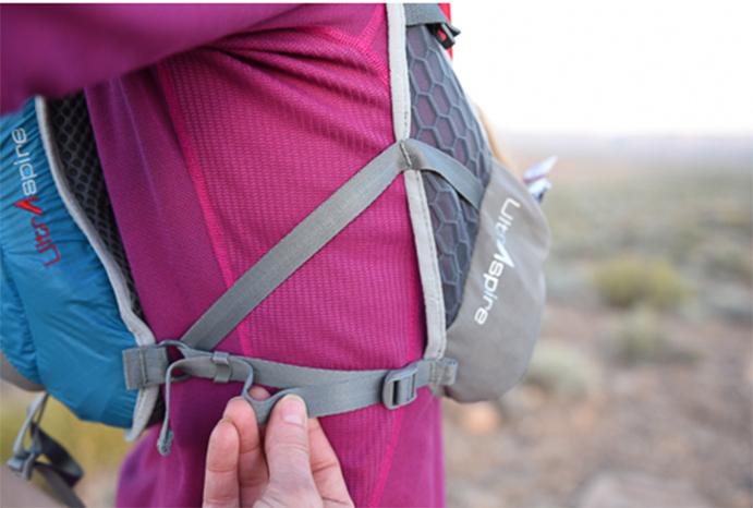 Onzel se hace con la distribución de las mochilas de trail running Ultraspire