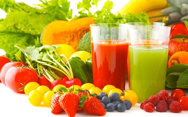 Hidratación a través de los alimentos