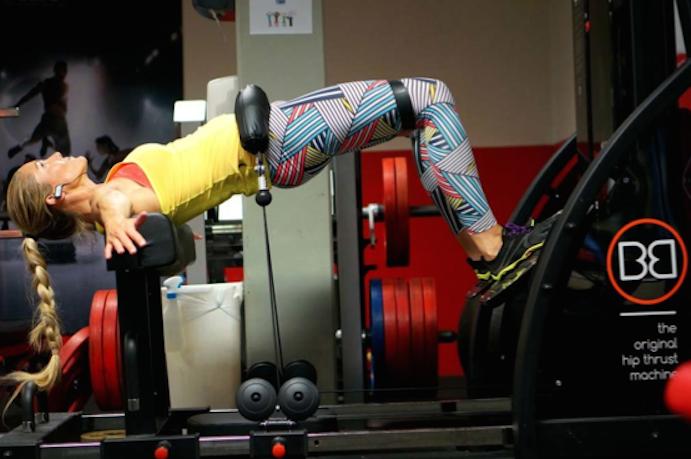 Kul Fitness trae a España la máquina Booty Builder