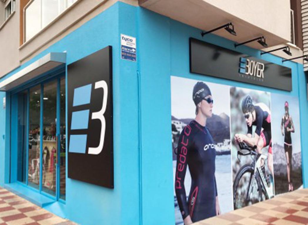 Boyer Triathlon abre en Murcia y se consolida como la