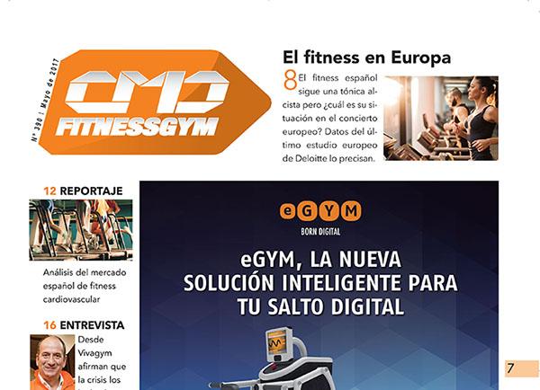 El fitness español en el escenario europeo