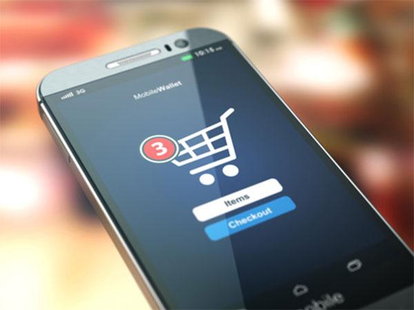 Más de 34% de las ventas de las tiendas online se efectúan a través del móvil