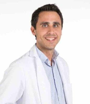 El doctor Albert Carrión es especialista en urologia y trabaja en el Hospital de la Vall de Hebrón de Barcelona.
