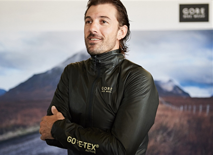 Fabian Cancellara, nuevo embajador de Gore Bike Wear