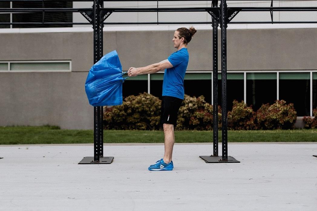 Reebok adapta el Frakta Fitness Workout