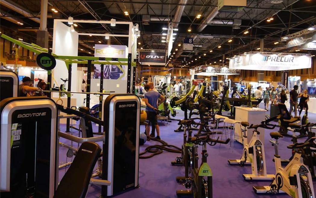 Valoraciones sobre la feria Gym Factory 2017