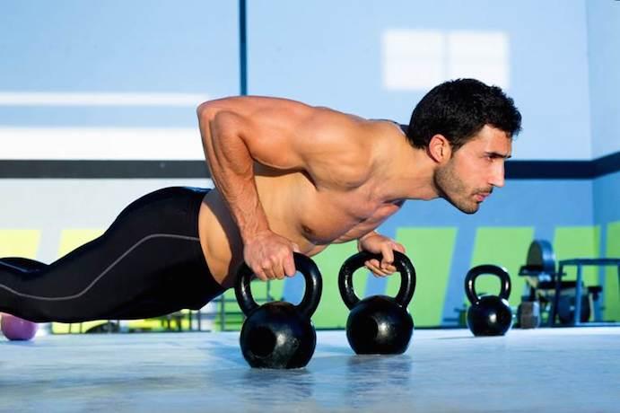 ejercicios con mancuernas combinados