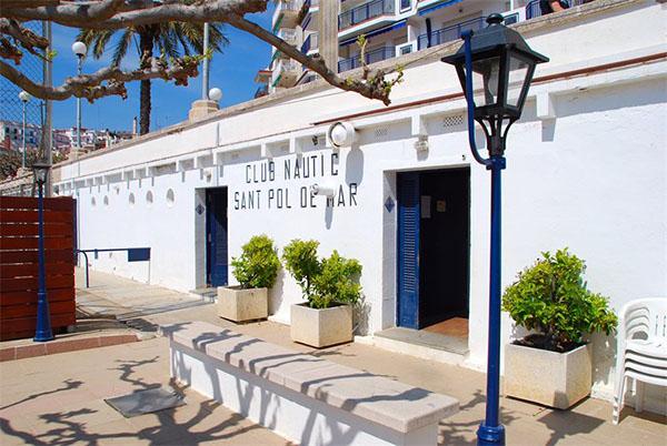 El Club Náutico Sant Pol de Mar ya cuenta con medio siglo de singladura, pues su fundación se remonta al año 1962
