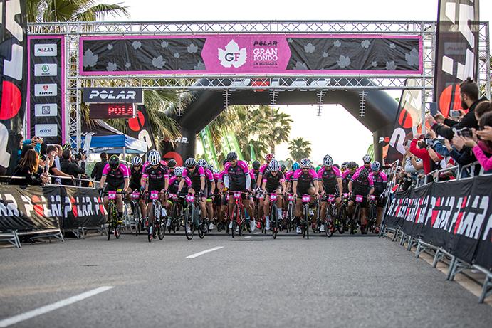 Polar Gran Fondo La Mussara reúne a 7.500 ciclistas