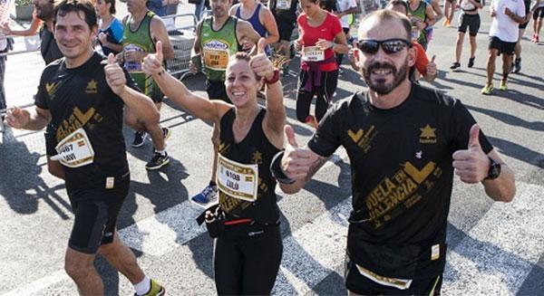 Luanvi vestirá el Maratón de Valencia y el 10K