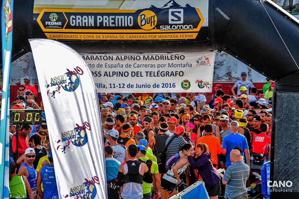 El Maratón Alpino Madrileño abre inscripciones con 450 dorsales