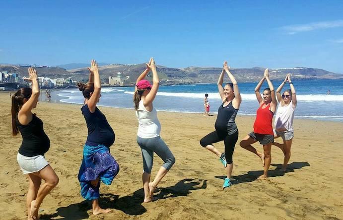 ¿Qué ejercicio es mejor practicar durante el embarazo?