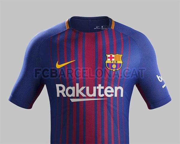Nike presenta la nueva equipación del Barça para la temporada 2017/18