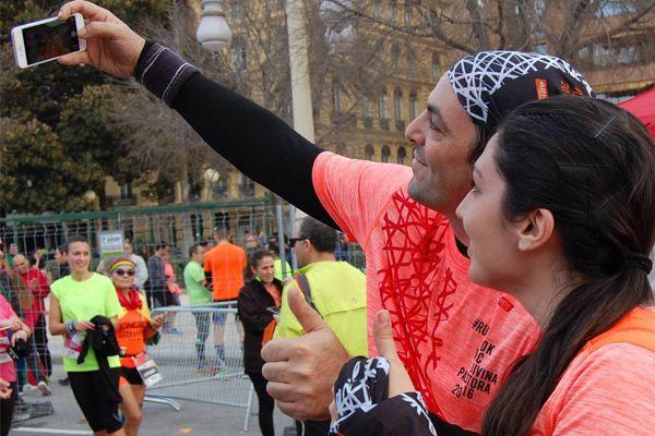 El 'postureo' runner: Más allá de salir a correr