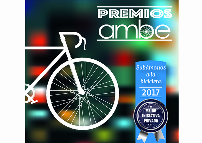 Veinticinco candidaturas concurren a los I Premios AMBE al fomento de la bicicleta