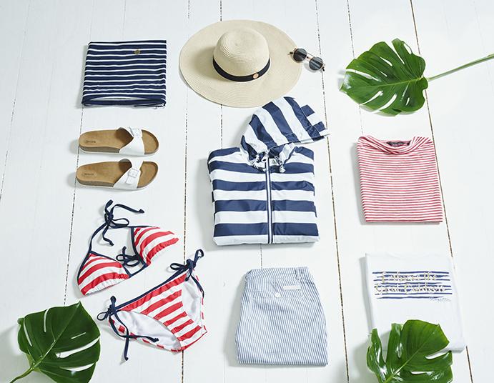 Regatta y Dare2b presentan una colección veraniega y colorida para el próximo verano