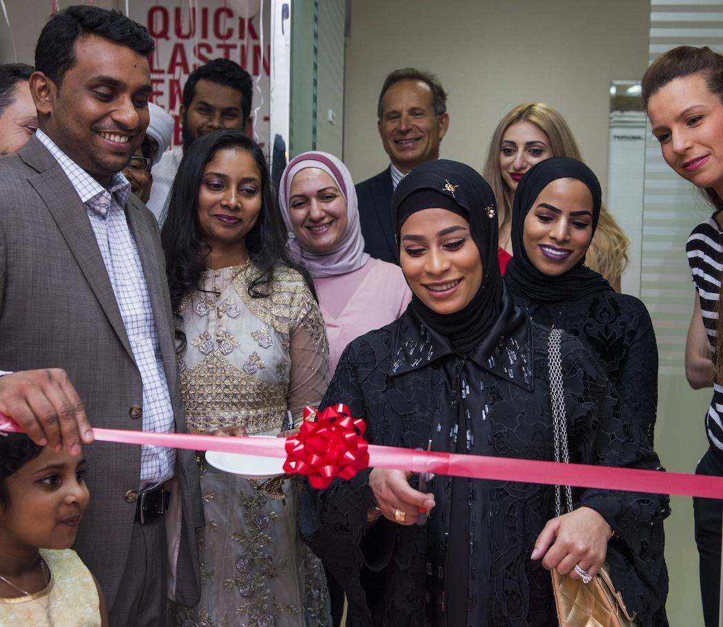 Personal20 inaugura su primer estudio en Dubái