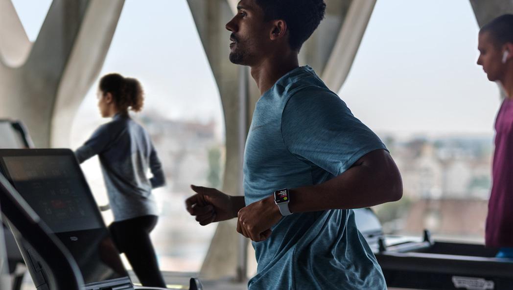 WatchOS 4 se integra con las máquinas del gimnasio