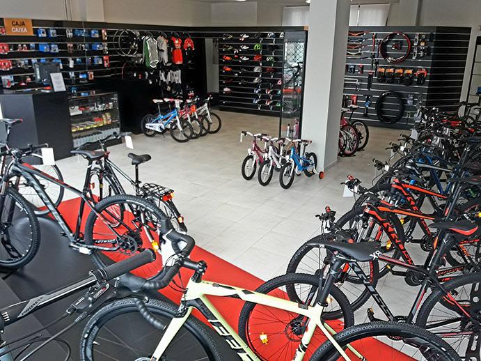 Bicimarket alcanza las 26 tiendas tras abrir en A Coruña