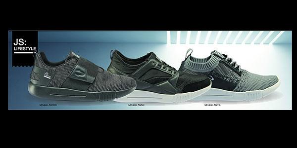 Nueva colección de calzado Lifestyle de John Smith