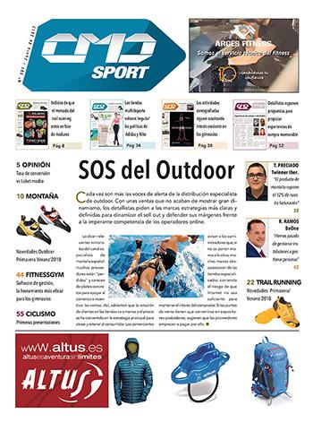 Las marcas anunciantes de la edición 391 de la revista CMDsport han sido: ARGES FITNESS y ALTUS.