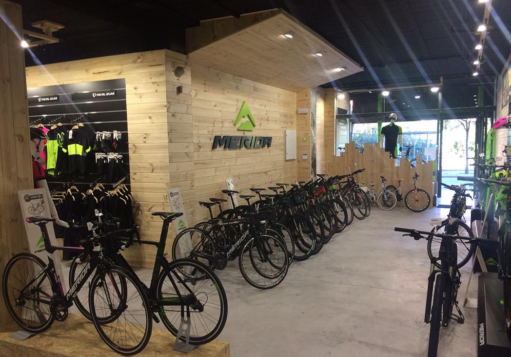 Specialized, Merida y BH abren concept stores en el segundo trimestre