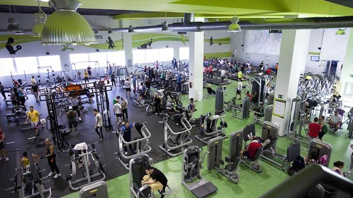 Dreamfit Vallecas duplicará su superficie