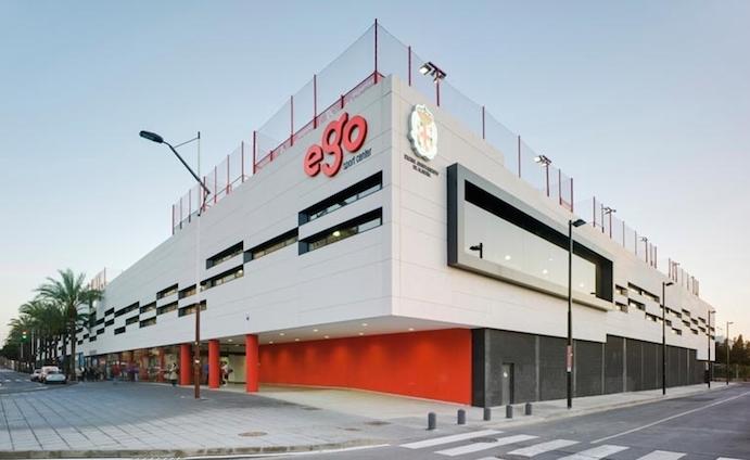 Ego Sport Center inicia el acondicionamiento de un segundo edificio