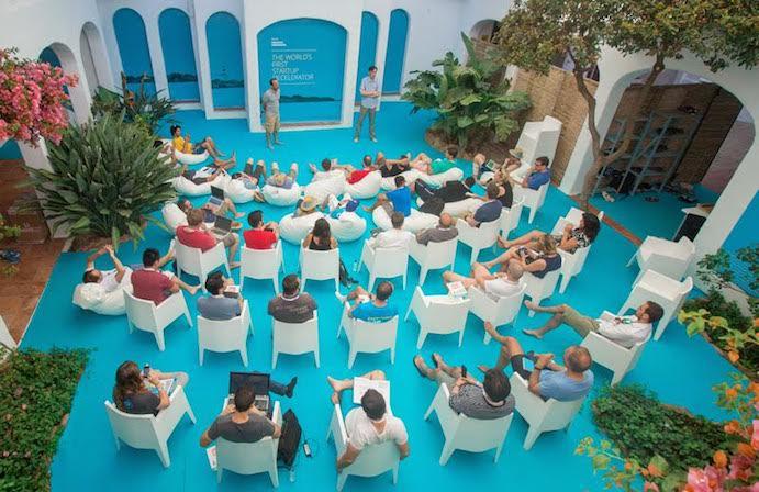 El gimnasio online Ictiva, seleccionado entre 360 startups internacionales