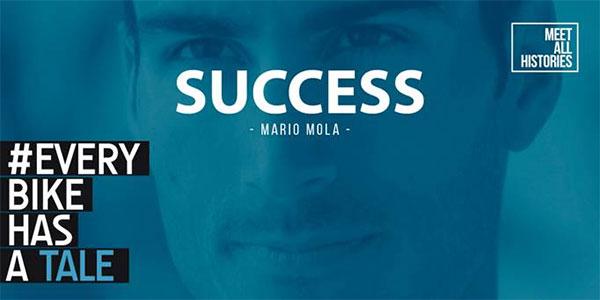 Mario Mola se sincera y reflexiona sobre qué es el éxito