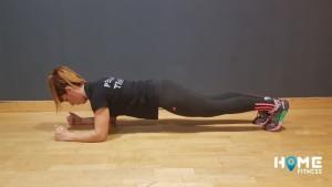 Plancha con aumento ángulo