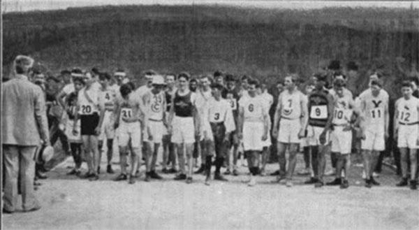 Spiridon Belokas, el primer maratoniano tramposo