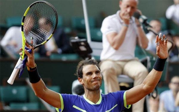 Un imbatible Rafa Nadal consigue su décimo Roland Garros