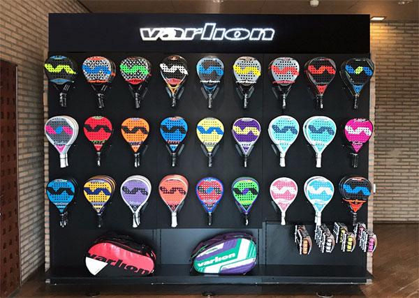 Varlion instala un Pro Shop en el Reebok Sports Club La Finca
