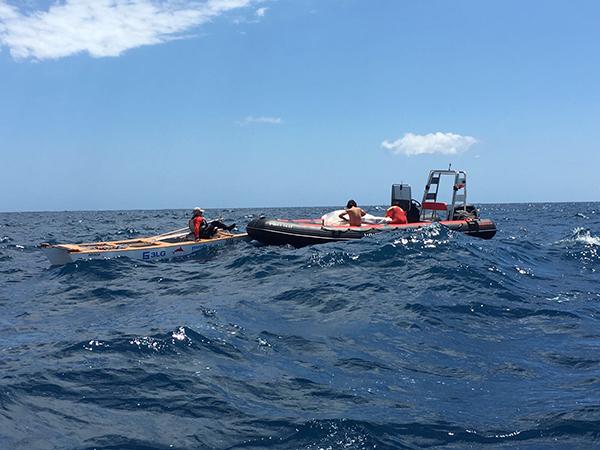 La Volta a Menorca se acaba para Txema Onzain