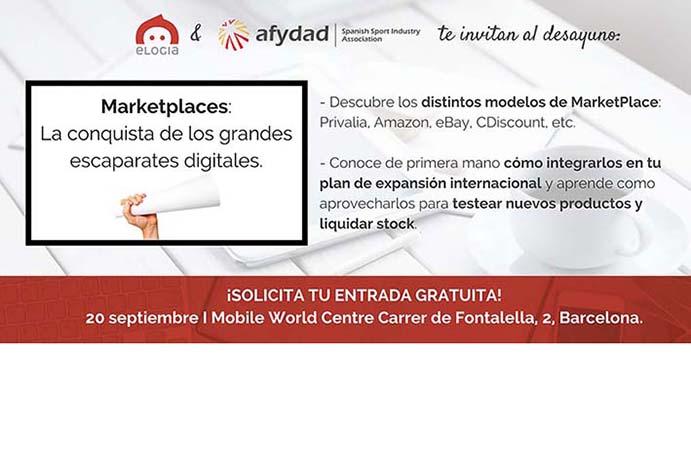 Afydad invita a sus socios a una jornada formativa sobre marketplaces