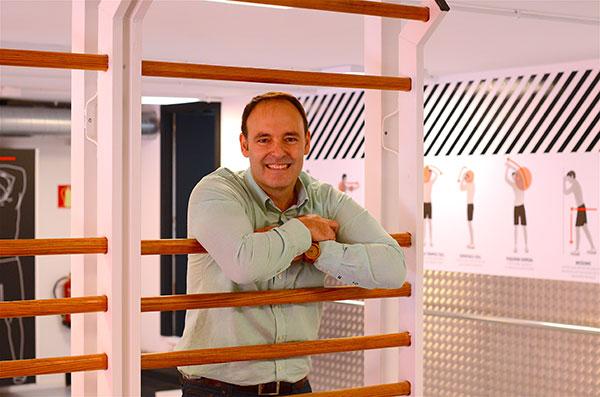 """Anselmo Méndez (Duet): """"La rebaja del IVA no es la solución, lo es combatir el sedentarismo"""""""