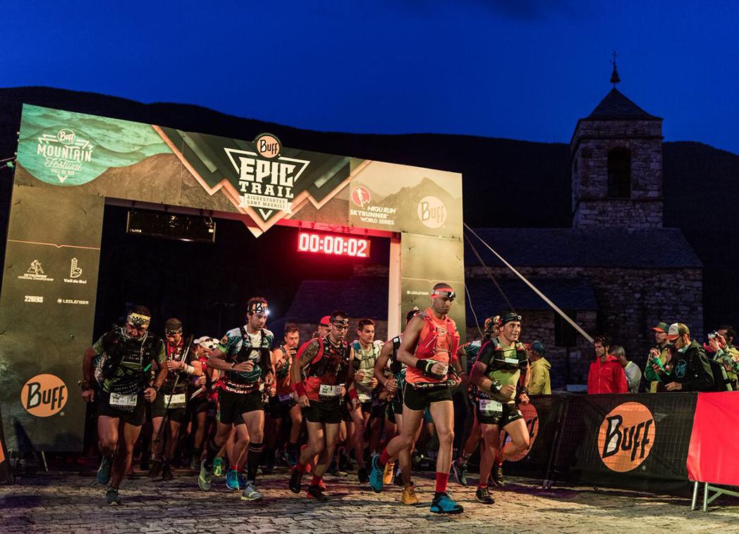 La Buff Epic Trail pone a prueba a la élite del trail running