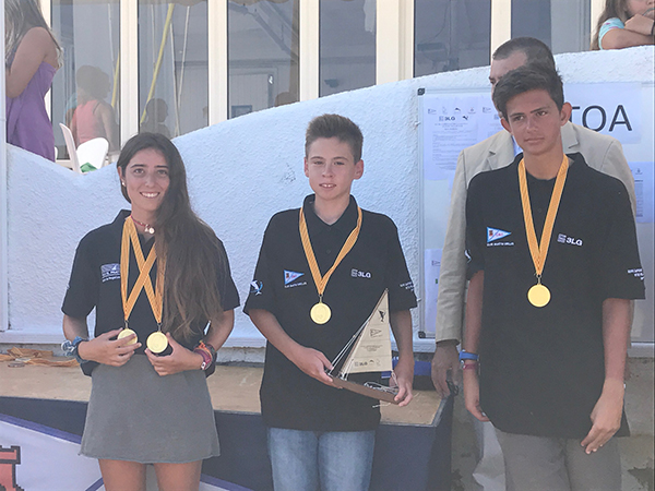 Adriana Barangué hace historia ganando el Campeonato de Cataluña Junior 2017