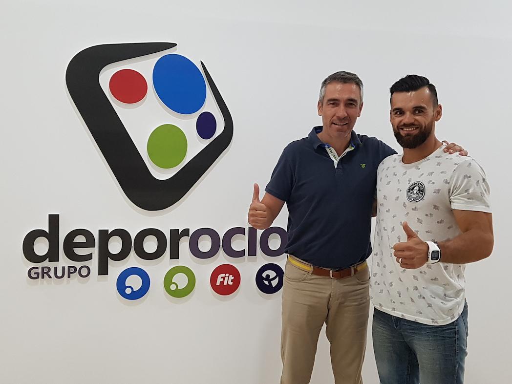 Okmas y Wiemspro, nuevos patrocinadores del campeón de España de Crossfit