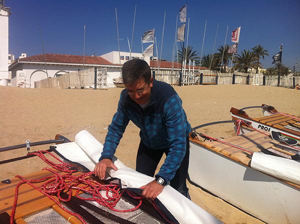 Carlos Crespo logra doblete de victorias y encabeza el Plana Villà 2017