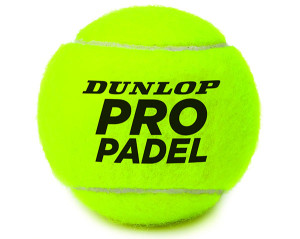 dunlop-pro-padel-pelota
