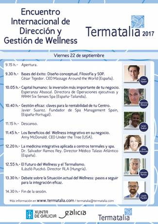 encuentro wellness dirección mundial